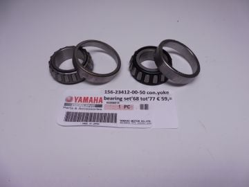 156-23412-00-50 Bearing set Yoke (fr.fork) Yam.road racing'68 till'77