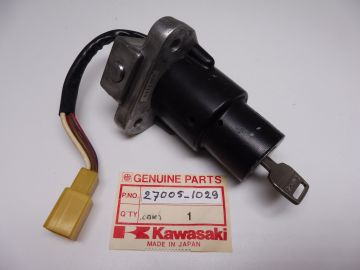27005-1029 Switch ignition assy Z305 / KZ305 models etc.1982 up
