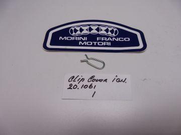 20.1061 Clip to fitt the ign.cover Morini S5