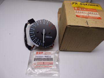 34220-46E11 Tachometer Suz.GSX-R1100 '93 till '98