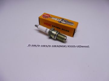 D10E/D10EA/D10ES(NGK) X31ES-U (Denso)Spark plug(bougie)