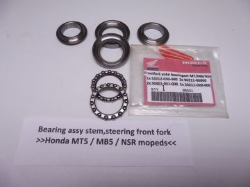 53212-030-000 Bearing set front yoke MT5/MB5