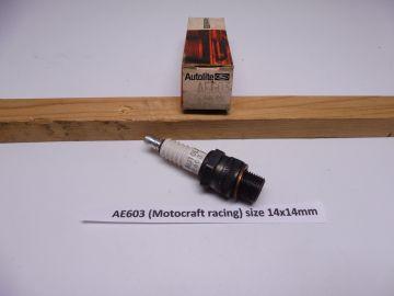 AE603  Motocraft / B10HVX NGK  Spark plug racing 14 x14mm short
