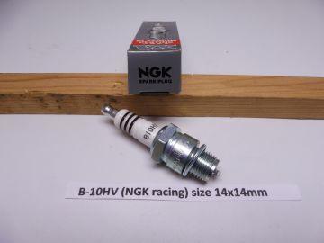 B10HV  NGK Spark plug 14mm short
