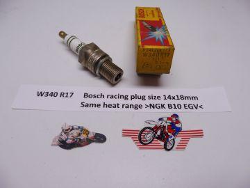 W340 R17 (Bosch) Racing spark plug