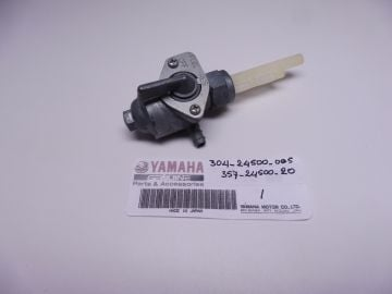 Fuel tap Yamaha DT125/DT175/MX175/RS100 1971-1981