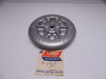 2K7-16351-00 Plate pressure (1) TZ250 H-J-K-L YZ250 / IT250