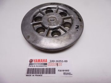 1A0-16351-00 Plate pressure (1) RD250LC/RD350LC/RD400