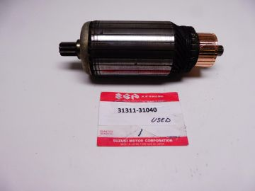 31311-31040 Armature  startmotor Suzuki GS750/GS1000 GSX750 used but perfect.