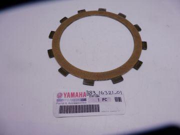 383-16321-01 Clutch plate friction TZ250/350 C-D-E-F-G-H-J-K models racing