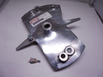 240-25121-00 Brake plate R.H. front wheel TD2-3 / TR2-3 / TZ250 / TZ350 A-B