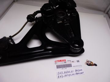 2H7-25810-51 Rear caliper assembly XS1100
