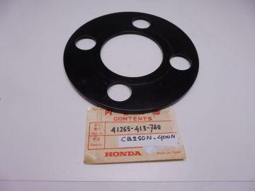 41265-413-780 Cover damper rearwheel CB250 – CB400N