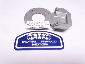 268108 Bracket ignition coil outside Morini automatic S5E / Rieju / LEM etc.