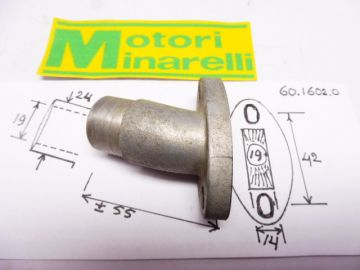 60.1602.0 pipe inlet carburator Ø19 Minarelli