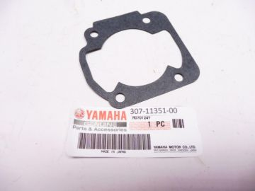 307-11351-00 Gasket base cilinder Yamaha TA125 racing new