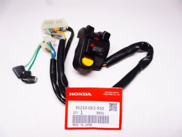 35210-GE2-910 Left switch ass'y Honda MTX or NSR50 new