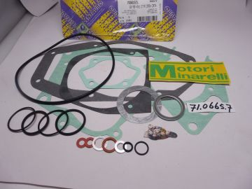71.0665.7 Gasket set Minarelli P6 corsa corta water cooled head.