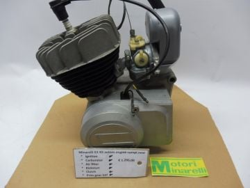 Minarelli engine complete G1 KS 50cc autom.pocketbike/minicross new