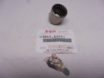 09263-20031 Roller bearing cushion lever 20x27x25 DR500/RM125/RM250