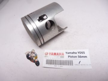 156-11631-00 Piston 56mm Yamaha YDS5 1966-1969 new