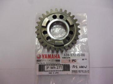 328-17231-00 Gear 3e wh.27T Yamaha TD-TR3/TZ250-350 till 1980 as new