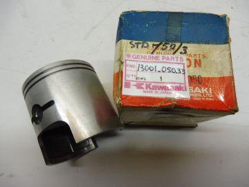 13001-050 33 Piston std 71mm Kawasaki H2-750-3cil.new less rings