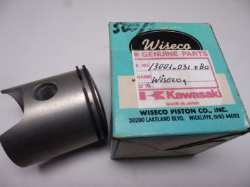 13001-031 +80 Piston Wiseco 62mm compl.with rings Kaw.KH500-3 new