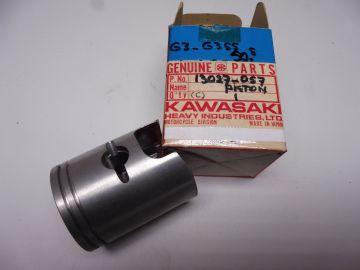 13027-057 Piston less rings 2e oversize 50.5mm Kawasaki G3 - G3SS