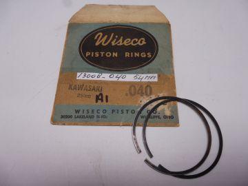 13008-040 Ringset piston 54mm(Wiseco)Kawasaki A1 new