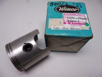 13001-031-1.00 Piston less rings 61mm Kawasaki 500/3 new