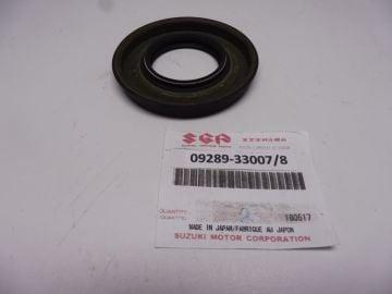 09289-33007/8 Seal crankshaft Suzuki GT250-X7 and RG250 new 33.5x62x8