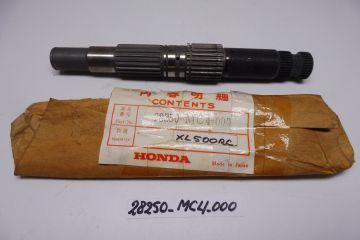 28250-MC4-000 Spindle kickstart Honda XL500 new