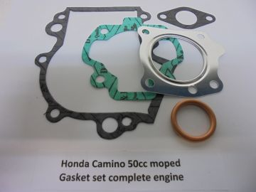Complete gasket set Camino
