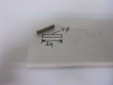 Pin,shift.cam Minarelli P3-4-6 size 5x24