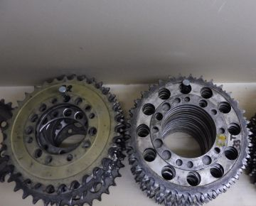 240-25429-00 untill 240-25440-00 Rear sprocket racing 29T untill 40T