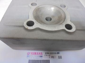 239-11111-00 Head cylinder L.H. Yamaha TR2 350cc 2cil.racing as new