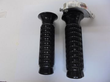 Throttle grip assy model speed with grips