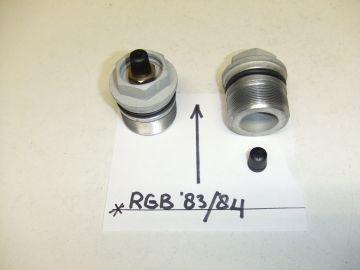 51310-15400 / 15420 Cap inner tube assy RGB500 / XR45