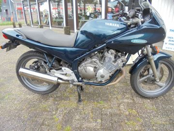 Motobike Yamaha XJ600 Diversion '92 up